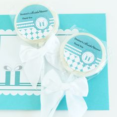 Something Blue Bridal Shower Lollipop Favors at Elegant Gift Gallery. We're your number one source for bridal shower favors and edible favors. Lollipop party favors at discount prices! Edible Wedding Favors, Personalized Wedding Favors, Unique Wedding Favors, Wedding Party Favors, Bridal Shower Favors, Blue Lollipop, Something Blue Bridal, Party Supplies, Invitations