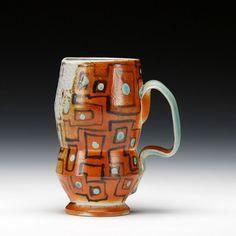 Mark Knott, tall mug