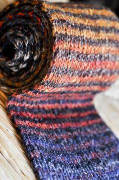 """Echarpe """"Noro Stripes"""" de Jared..."""