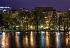 The Four Seasons Boston