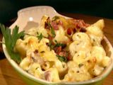 Cheese lovers mac and cheese