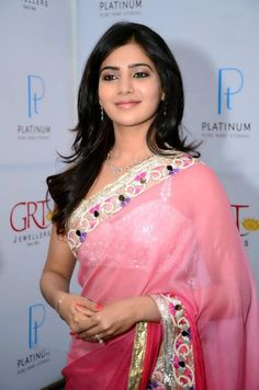 Samantha Cute Looking Images In Pink Saree Indian Designer Saree TOLLYWOOD STARS Photograph INDIAN DESIGNER SAREE TOLLYWOOD STARS PHOTOGRAPH | IN.PINTEREST.COM WALLPAPER EDUCRATSWEB