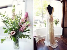 bridal store interior | Wedding for Someone Else / That dress! Divine
