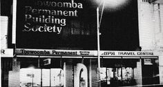 The New Headquarters of the Toowoomba Permanent Building Society at 384 Ruthven St and was opened March 1979.