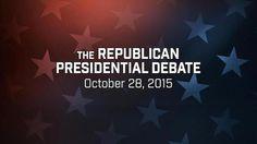 third republican debate tonight livestream