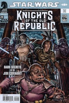 Knights of the Old Republic 29