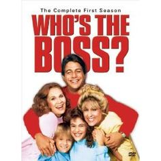 Who's the Boss -The Complete First Season (1984)