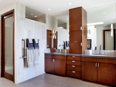 Contemporary | Bathrooms | Daniel Bodenmiller : Designer Portfolio : HGTV - Home & Garden Television