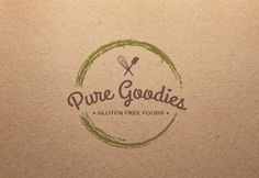 Pure Goodies | #corporate #branding #creative #logo #personalized #identity #design #corporatedesign < repinned by www.BlickeDeeler.de | Visit our website www.blickedeeler.de/leistungen/corporate-design/logo-gestaltung