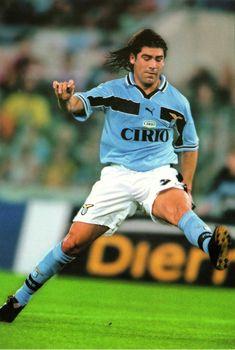 Lazio Marcelo Salas Striker 1998-2001 Large photo