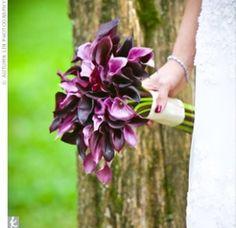 Wedding flowers/colors idea
