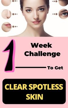 7 Days skin care routine to get perfect spotless skin tone o.- 7 Days skin care routine to get perfect spotless skin tone on Day 1 Week Skin Care Routine To Get Clear Spotless Skin - Beauty Care, Beauty Skin, Beauty Hacks, Beauty Tips, Diy Beauty, Beauty Products, Beauty Ideas, Homemade Beauty, Beauty Secrets