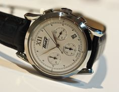 The Tissot Heritage 1948 Chronograph
