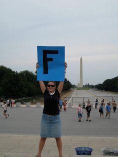 F...  @ Washington Monument