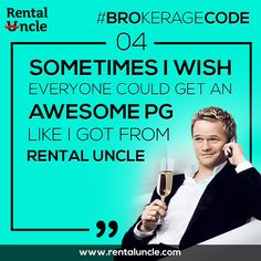 Help your Bro getting an awesome ‪#‎PG‬ with ‪#‎Rental‬ Uncle. 500+ PG inventory to choose from: rentaluncle.com