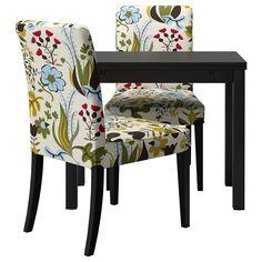 BJURSTA/HENRIKSDAL Tafel met 2 stoelen - IKEA