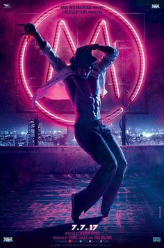 First Look poster of Tiger Shroff's Munna Michael  For Movie updates click the image