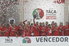 La Taça de Portugal a las vitrinas del Benfica