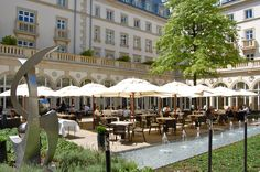 Restaurant Gusto, Villa Kennedy Frankfurt