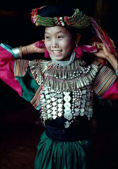 Burma girl