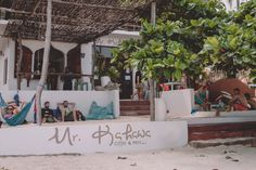 Mr Kahawa - best coffee place in Paje, Zanzibar