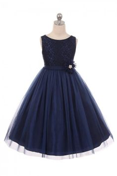 Witspace Baby Girl Embroidery Bubble Chiffon Dress Toddler Kids Princess Dress Clothes