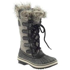 Sorel Tofino Rain Boots ($120) ❤ liked on Polyvore