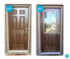 Transform Your Door With Decorative Door Glass! Add Or Replace Your Door  Glass In Less Than An Hour!