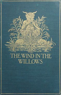 'The Wind In The Willows' (1908): Click through for John Coulthart's discussion of the curious seventh chapter ('The Piper At The Gates Of Dawn', dropped from many editions) wherein mole and rat have a mystical encounter with the greek god of nature (Pan) in the British countryside.