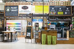 <p>In Austin, they opened a 25,000-square-foot store in a former Borders.</p>