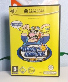 Got this one recently. Still don't know whether I like it or not. 😂 #warioware…