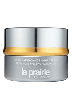 La Prairie 'Cellular Radiance' Night Cream available at #Nordstrom