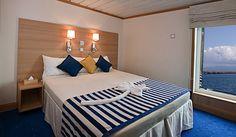 Luxury Yacht Ecuador, Galapagos Islands, La Pinta.