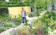 Cleve West's garden, which won best in show at the Chelsea Flower Show 2011