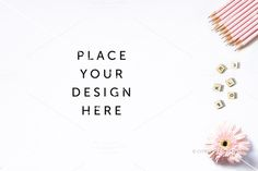 Styled Stock Photo - Hero Image by Citrus and Cinnamon on @creativemarket Mockup, Your Design, Cinnamon, Branding, Hero, Graphic Design, Stock Photos, Creative, Image