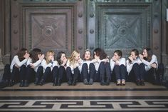 Group Photos, Maid Of Honor, Marie, Wedding Day, Poses, Costumes, Groupes, Photo Ideas, Friends