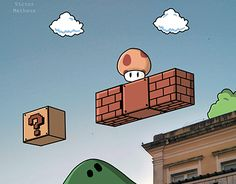 """Check out new work on my @Behance portfolio: """"Ilustração em Fotografias"""" http://be.net/gallery/52032993/Ilustracao-em-Fotografias"""