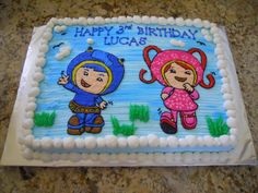 23+ Best Picture of Team Umizoomi Birthday Cake . Team Umizoomi Birthday Cake Team Umizoomi Birthday Cake Cake Ideas Pinterest Birthday  #BirthdayCakeToppers