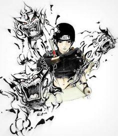 Sai (サイ, Sai) is an ANBU-level shinobi of Konohagakure and is from the disbanded faction: Root. He later became one of the main supporting characters of the series, and is a member of Team Kakashi, having replaced Sasuke Uchiha. Sai Naruto, Naruto Uzumaki, Boruto, Hinata, Fotos Do Anime Naruto, Inojin, Shikamaru, Anime Guys, Manga Anime