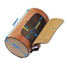 Vintage Bike Pure Leather Front Handlebar or Saddle Big Handle Bag Leather Art, Sewing Leather, Leather Gifts, Leather Bags Handmade, Leather Tooling, Leather Purses, Leather Handbags, Diy Leather Projects, Wooden Bag