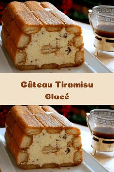 Iced Tiramisu Cake – Page 2 – Recipes From The World – Famous Last Words Banana Trifle, Tiramisu Trifle, Trifle Desserts, Make French Toast, Slow Cooker, Dessert Pizza, Trifle Recipe, Easy Cooking, Sweet Recipes