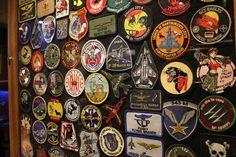 Nuestra gran colección de parches de aviación/Our large collection of aviation patches