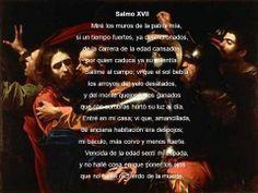 Salmo XVII de Francisco de Quevedo. Se identifica los versos, rima, estrofas, etc.
