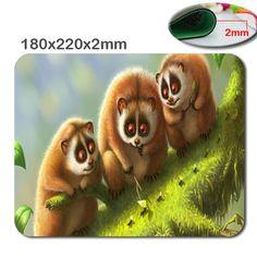 Hot Selling Private Custom Animal Cute Pig Rat Panda Design High Quality Durable Computer Gaming Mouse Pad Gamer Play Mats