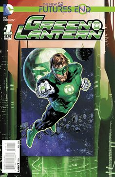 "Venditti Leads an ""Uprising"" in ""Green Lantern"" - Comic Book Resources"