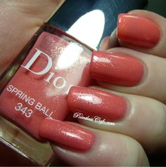 Dior Spring Ball 343 | Pointless Cafe