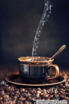 ❤️ ☕️ COFFEE TIME!!!....CUP OF LOVE!!!!!♥️☕️