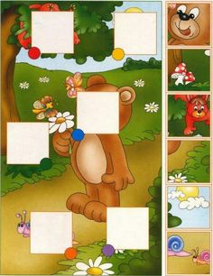 Disons EST ICI logico PRIMO Piccolo et change-Chat discussion fermeture… Preschool Learning Activities, Baby Learning, Preschool Worksheets, Infant Activities, Preschool Activities, Activities For Kids, Art For Kids, Crafts For Kids, File Folder Activities