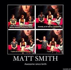 Matt Smith
