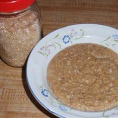 Gluten-Free Hot Breakfast Cereal Allrecipes.com